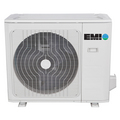 EMI Variable Speed Heat Pump Ductless Single Zone Split Systems