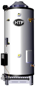 HTP Commercial Heavy Duty Gas Hot Water Heater